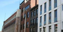 Nieuwbouwproject Kasteelpleinstraat Antwerpen door Architect Peter Mermans